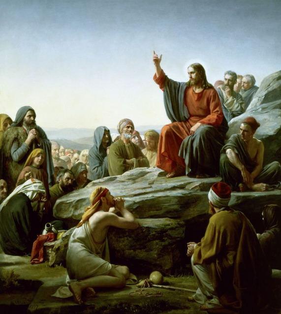 Il Sermone Della Montagna