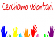 Cercasi Volontari