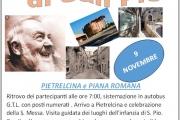 Pellegrinaggio a Pietralcina